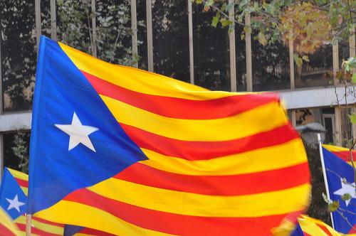 Resultado de imagen de cataluña bandera