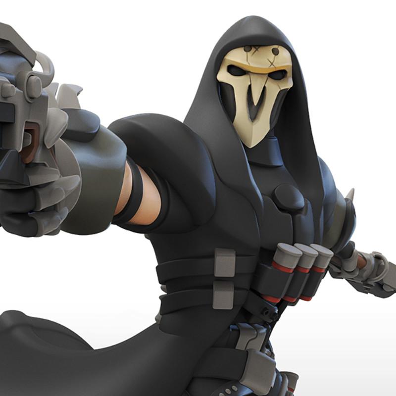 ArtStation Reaper Overwatch Infinity And Beyond