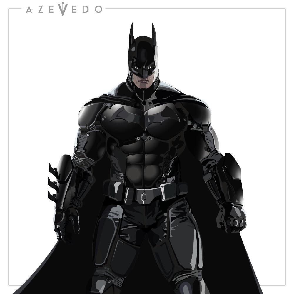 artstation batman vector caique
