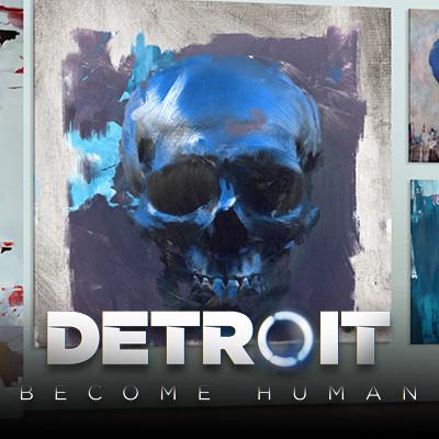 artstation detroit become human
