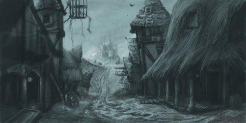 Jennifer Kearney Medieval Village