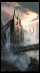 Alex Chao Fantasy Castle