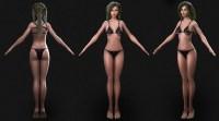 ArtStation - Anatomy study, Sher Khan