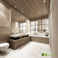 Yantram Studio - Modern 3D Bathroom Interior Design ...