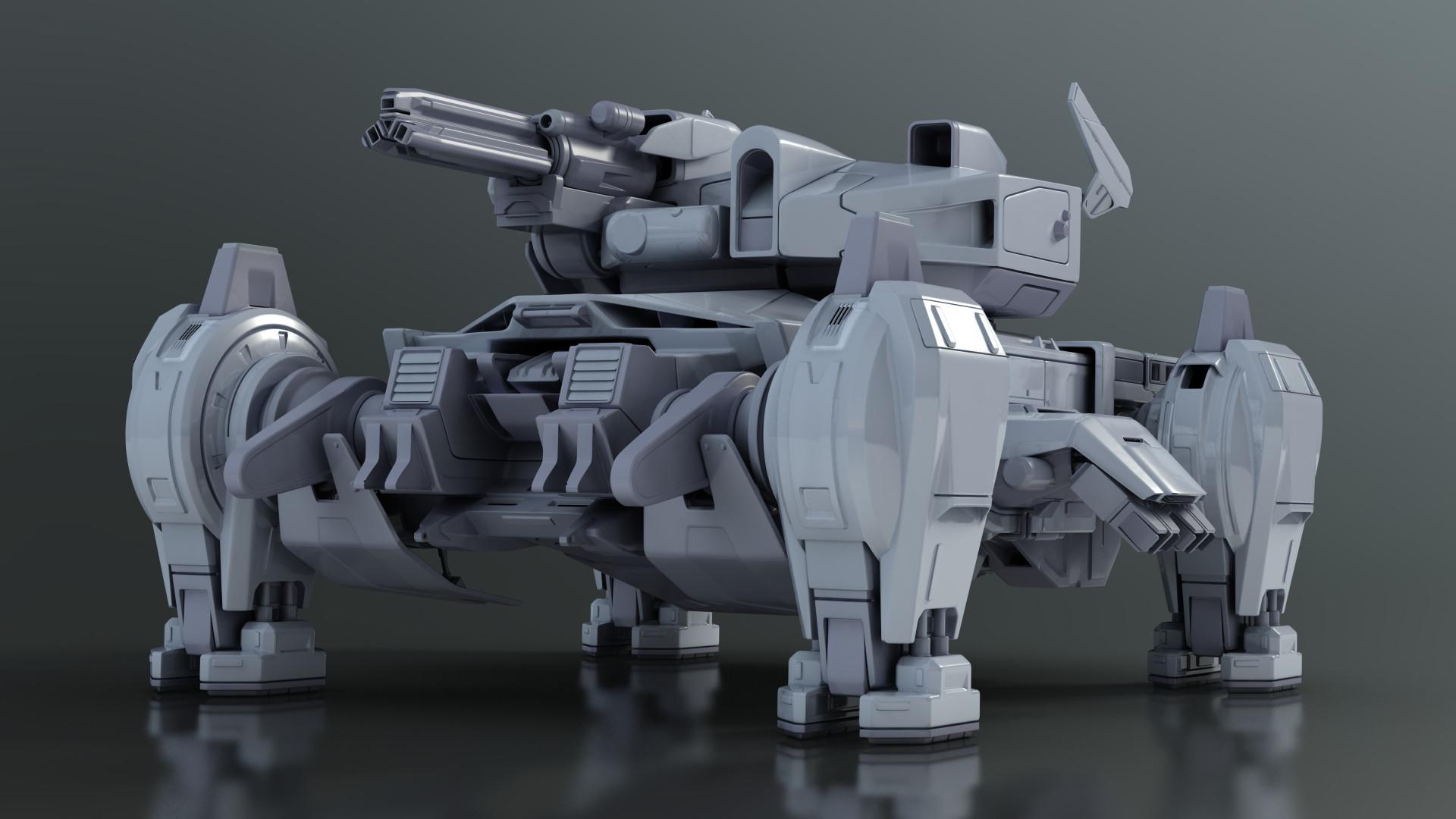 Destiny Cabal 2 Tank