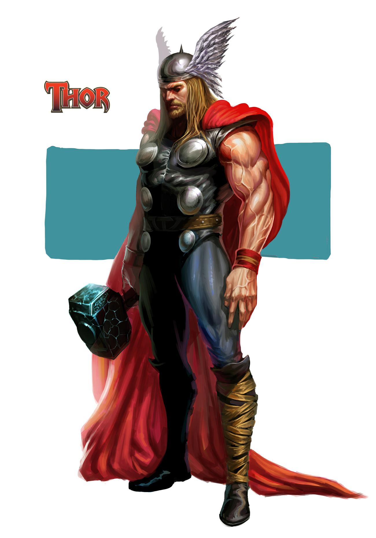 Thor Fan Art