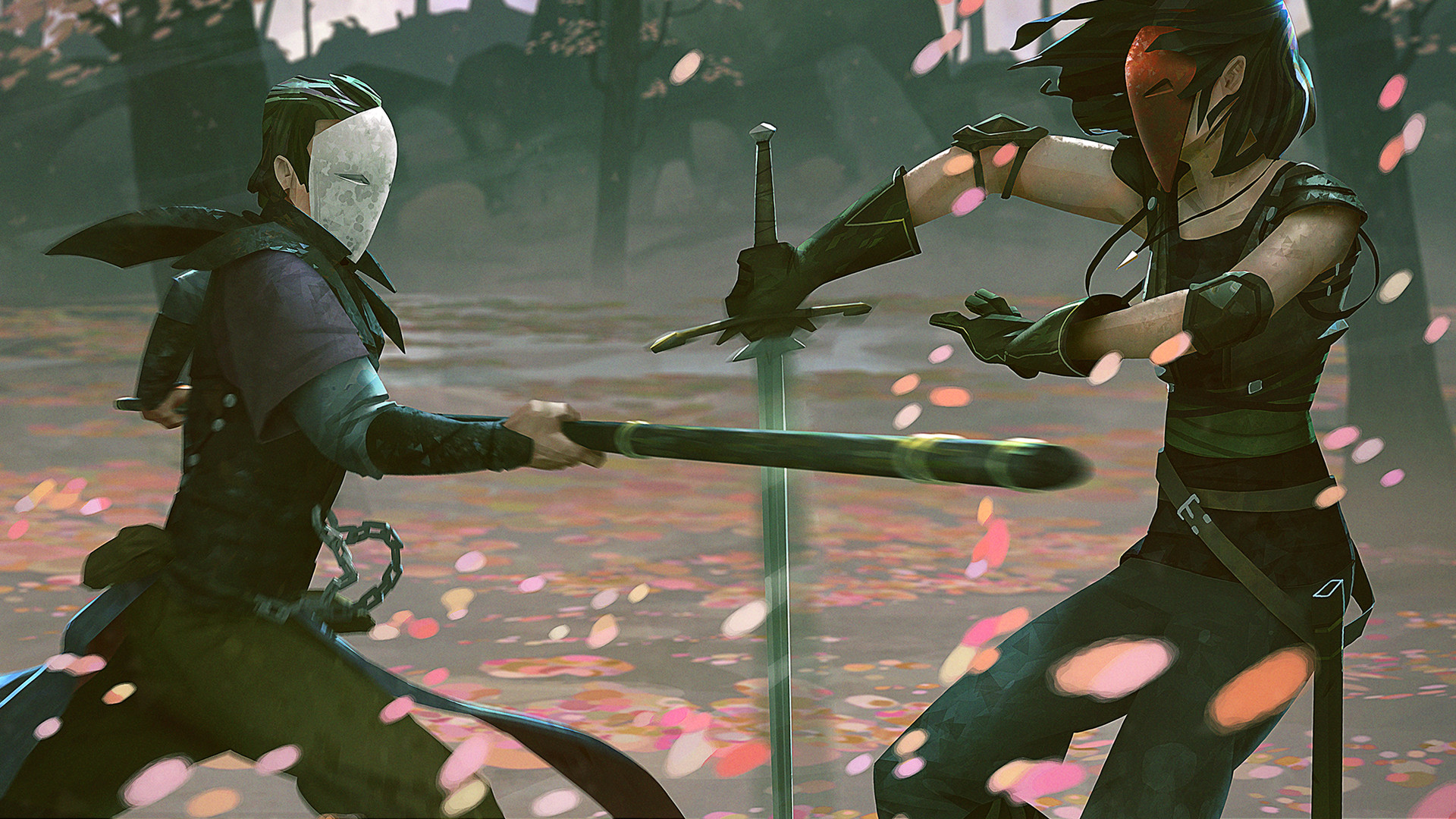 Absolver Game Wallpaper 1920 X 1080