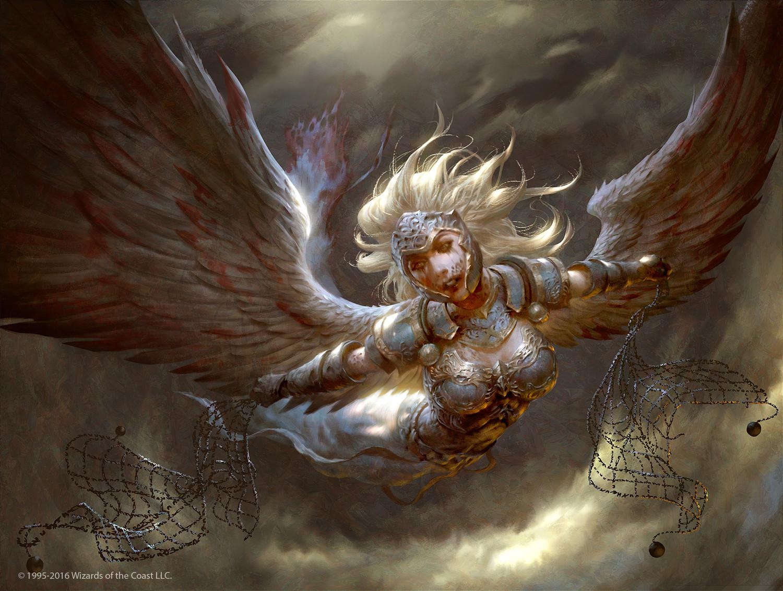 Artstation - Subjugator Angel Lius Lasahido