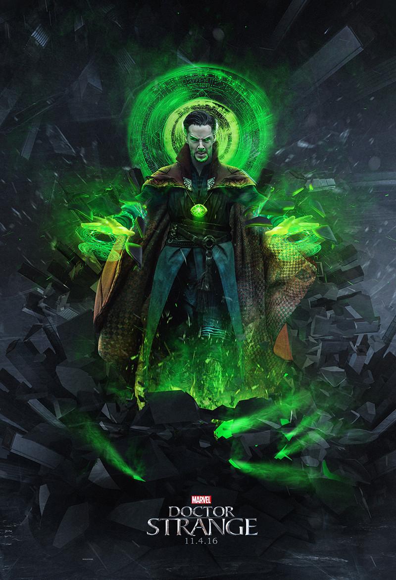 Doctor Strange Marvel Avengers