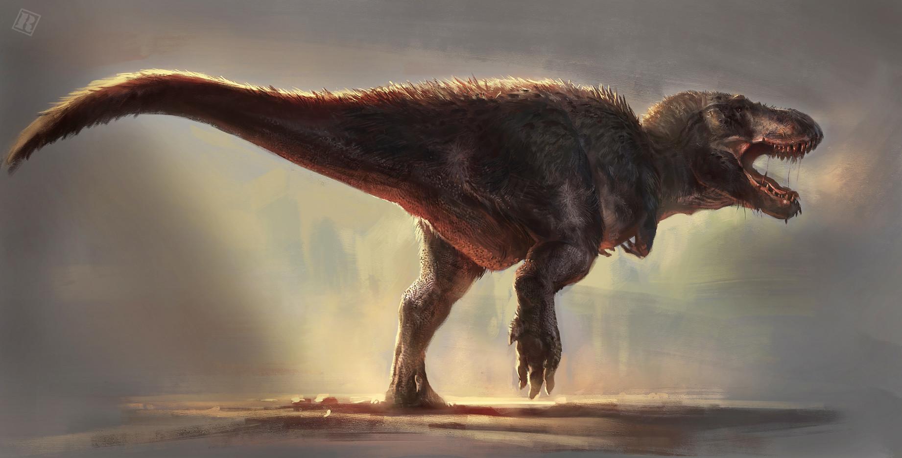 Tyrannosaurus Rex Concept Art deviantART