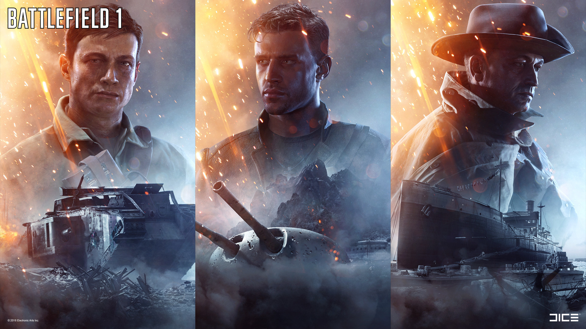 artstation battlefield 1 selected