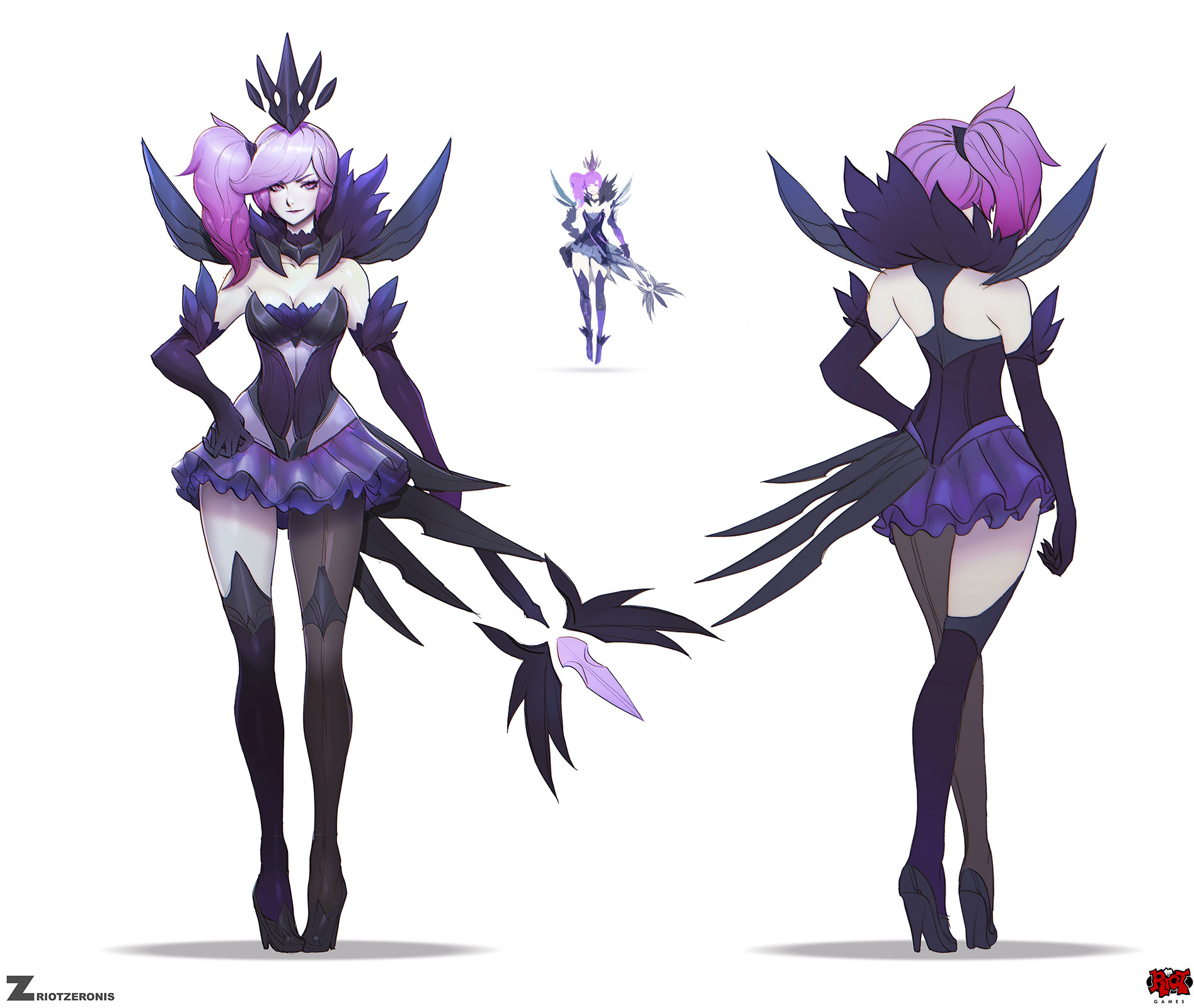 It   the dark form of elementalist lux also to summon legends worm league si page rh forumsbattles