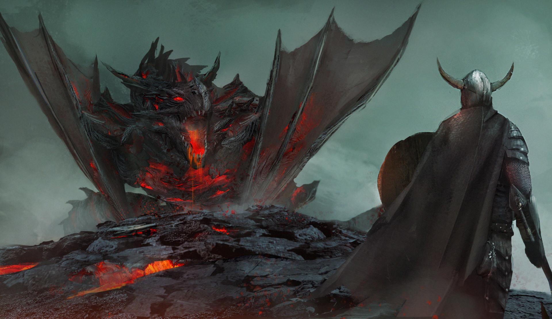 john chiu lava dragon