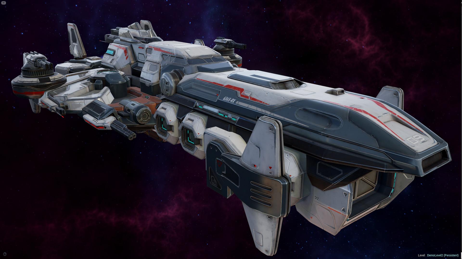 Little Child - Spaceship Nemesis