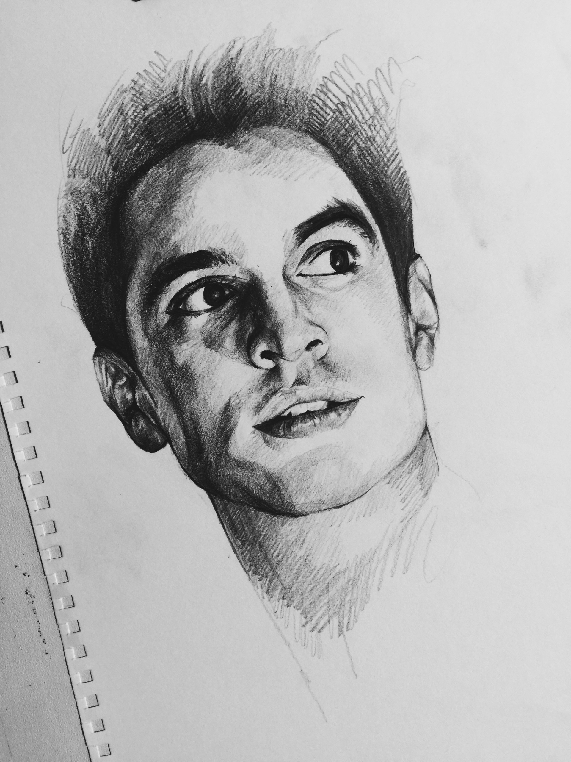 Brendon Urie Drawing : brendon, drawing, Brendon