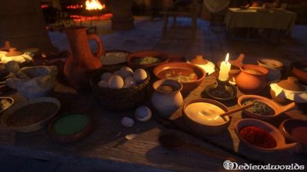 sven dännart Medieval Kitchen