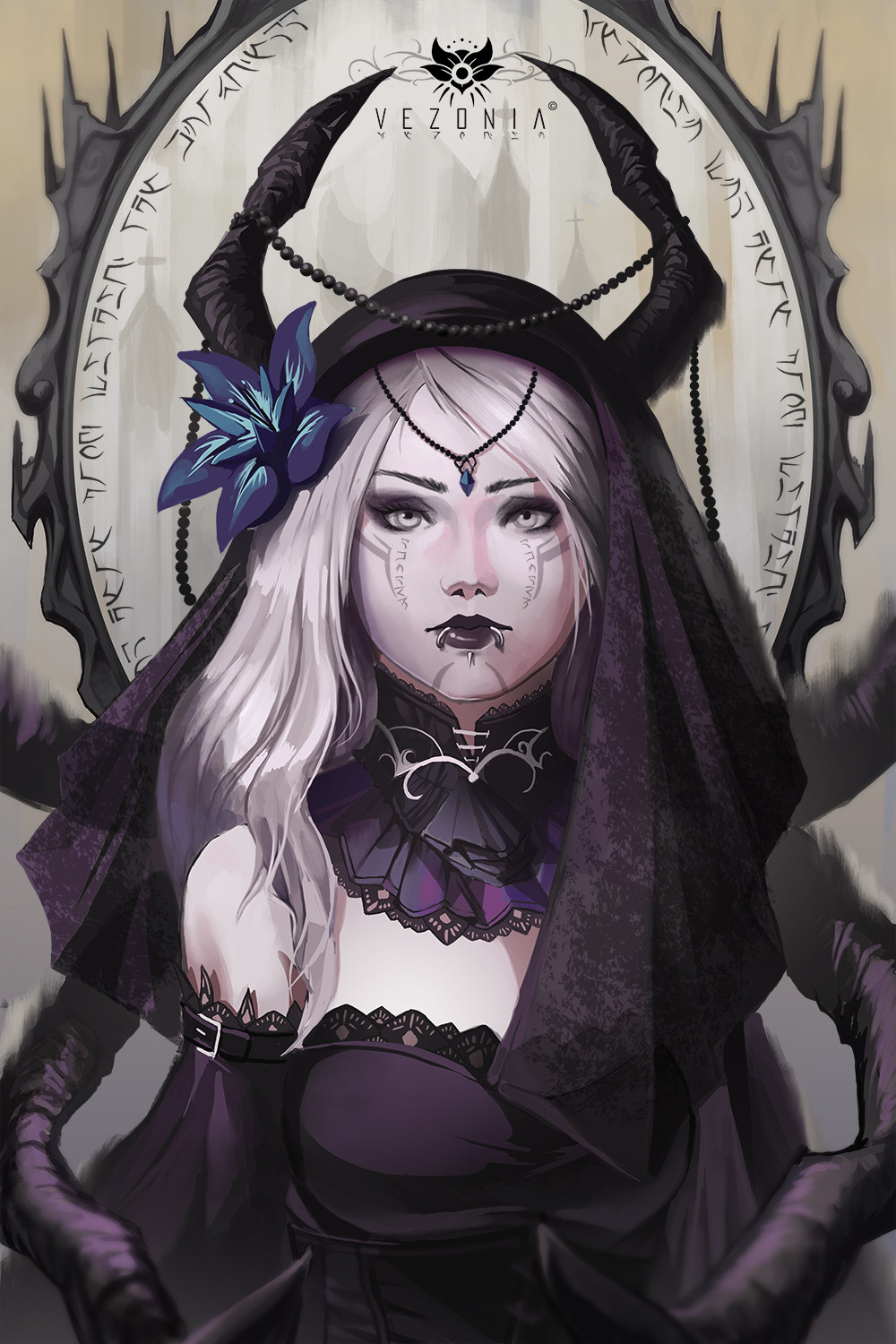 The Immortal Queen Lilith
