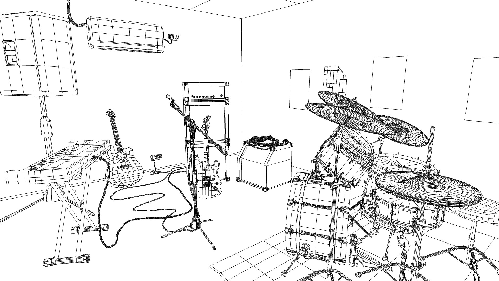 kyle tew the band roomkyle tew dan143 1 2 interior tewkaien 09 [ 1920 x 1080 Pixel ]