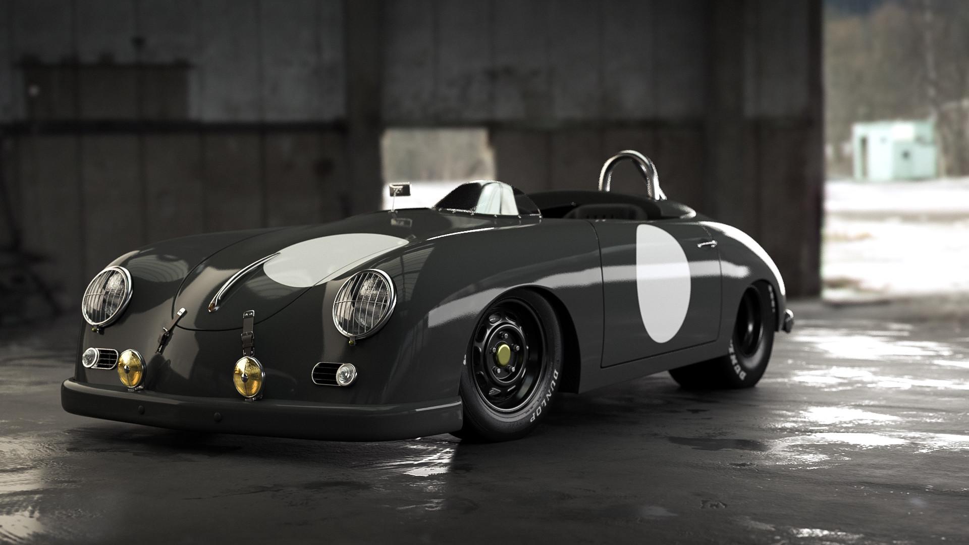 Piers Coe Speedster Hotrod