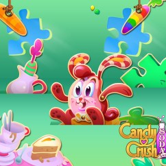 Candy Crush Sofa Set Online Purchase In Kerala Artstation Soda Saga Characters Assets And Rabbit Hole Episode For