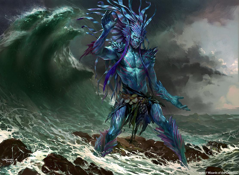 ArtStation  Master of Waves Svetlin Velinov