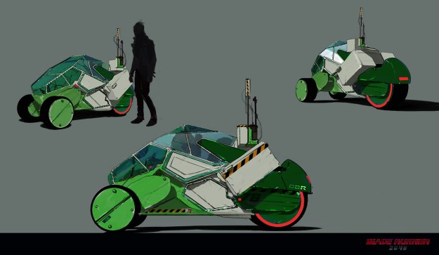 Daniel Baker para Blade Runner 2049