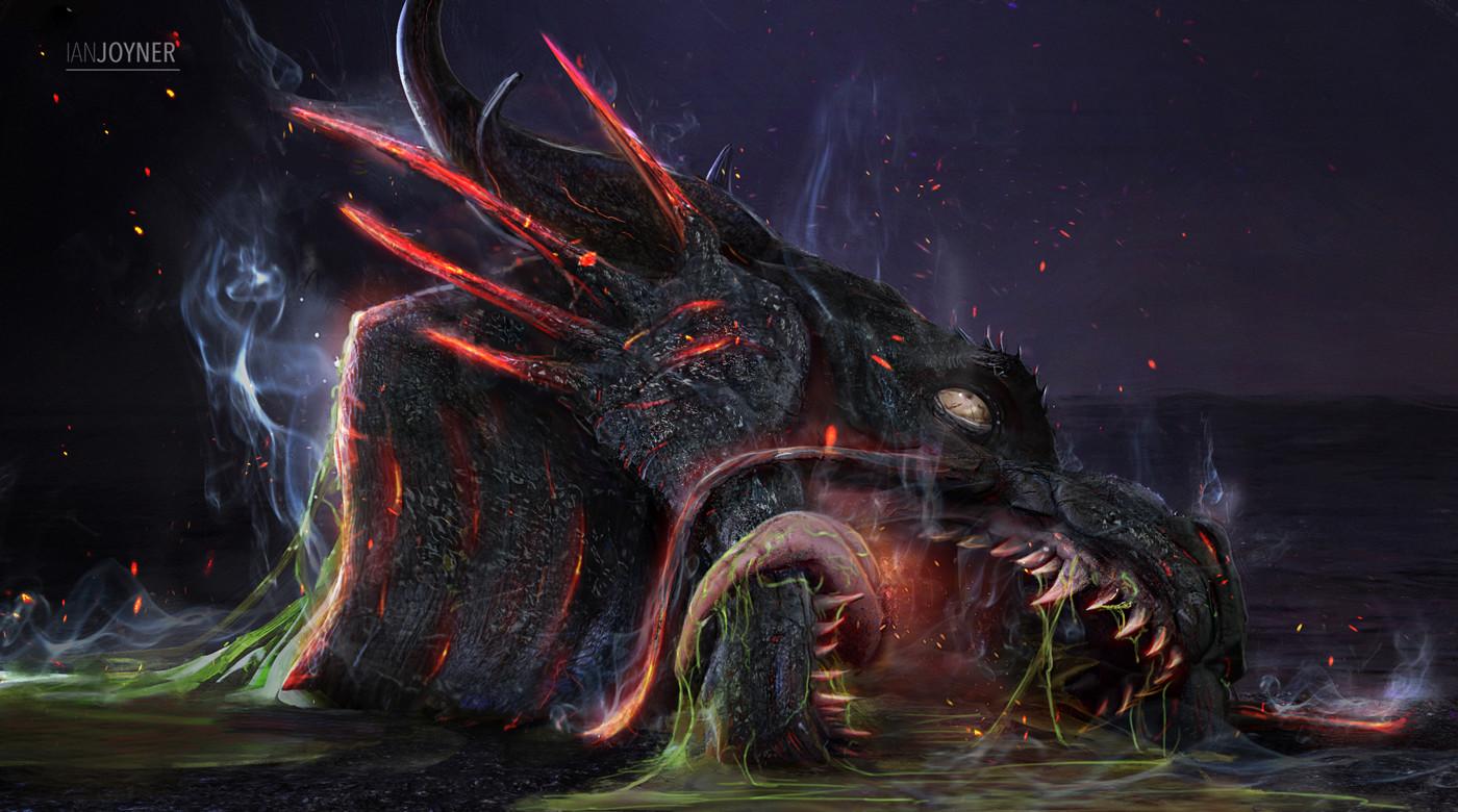 Ian Joyner  Thor Ragnarok  Dragon