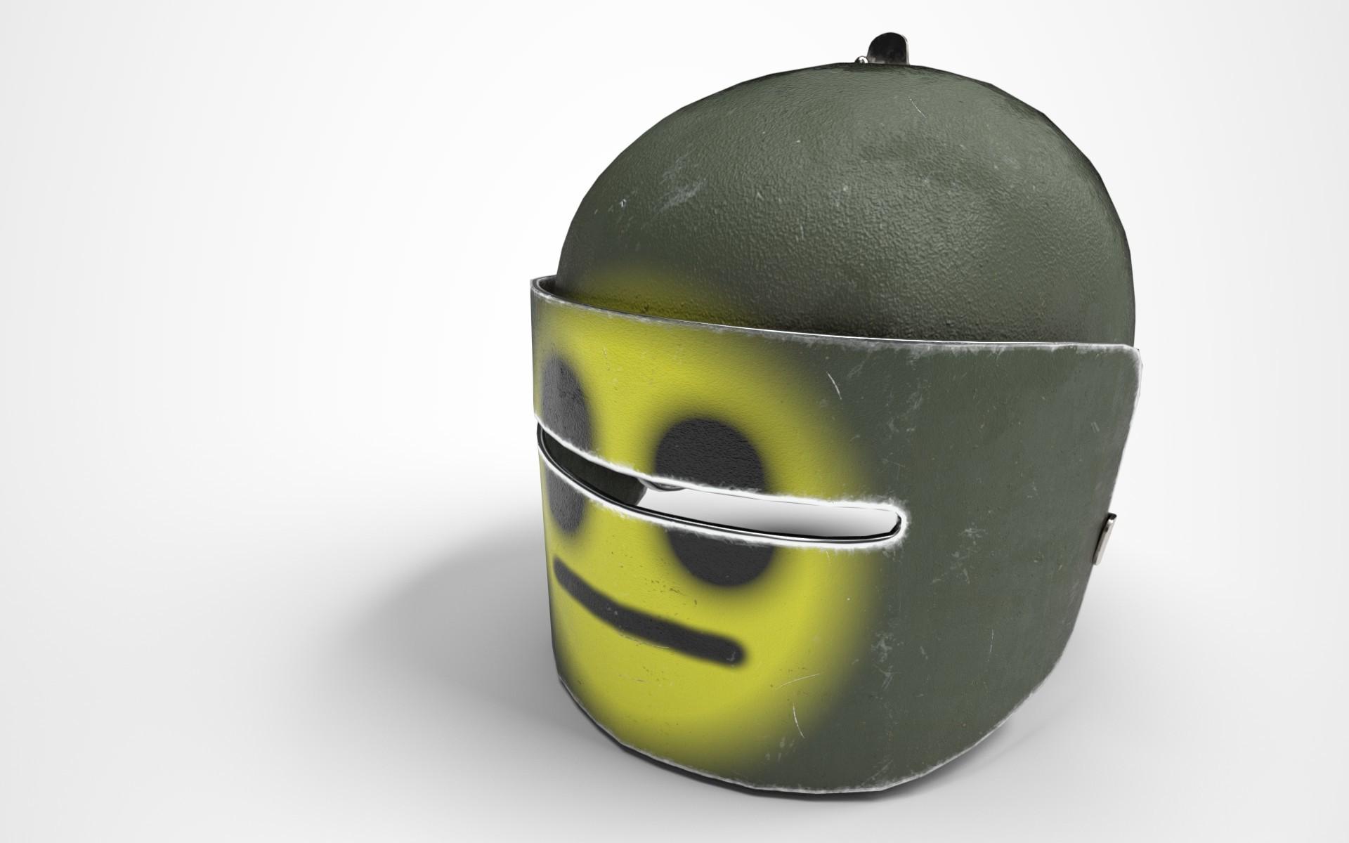 Thomas Bell  Tachanka Helmet