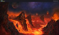 List of Synonyms and Antonyms of the Word: Lava World