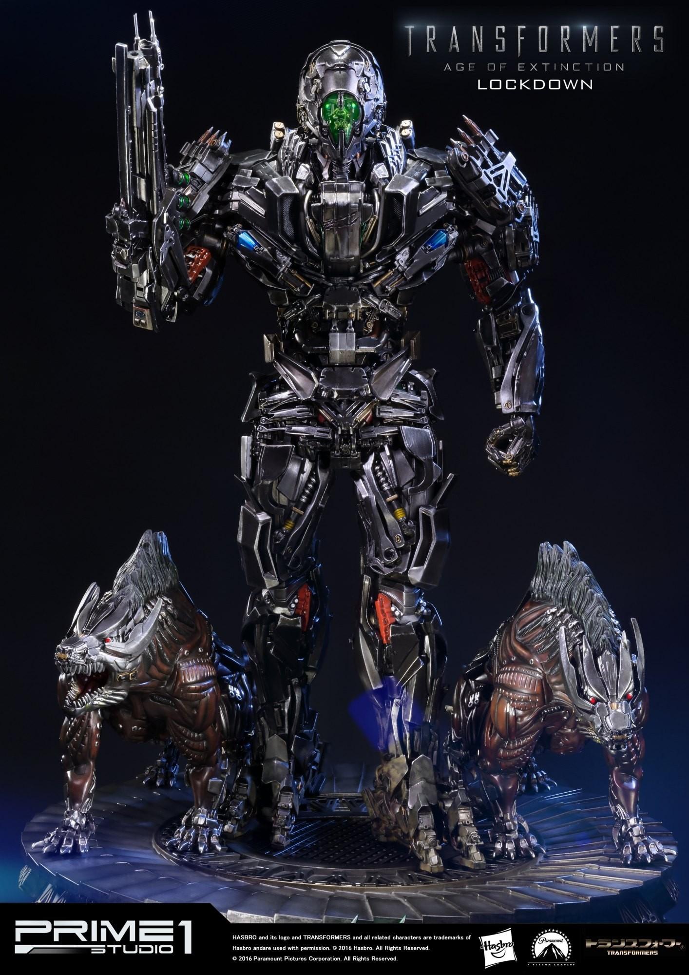 Lockdown Transformers