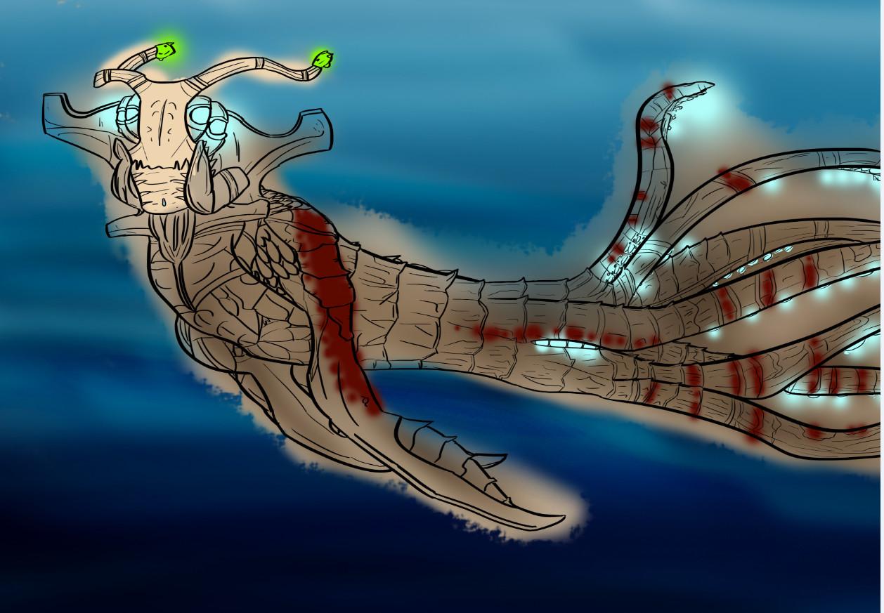 artstation sea emperor subnautica