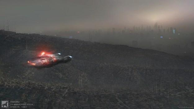 Víctor Martínez para Blade Runner 2049