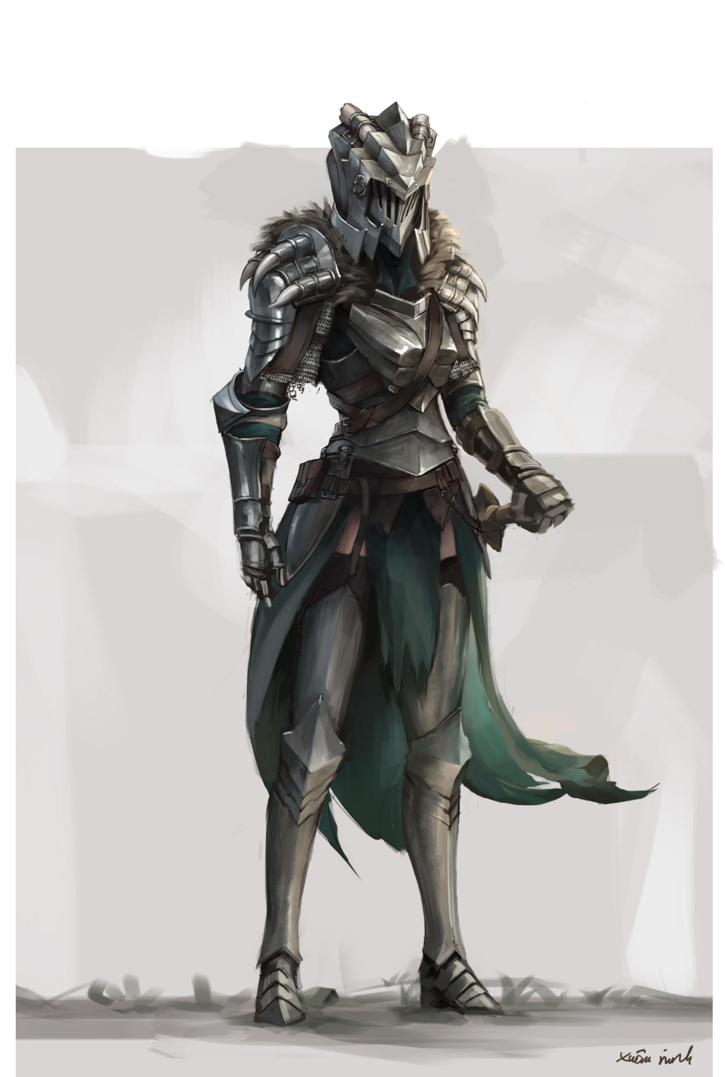 Dungeonslayers : dungeonslayers, ArtStation, DungeonSlayers,