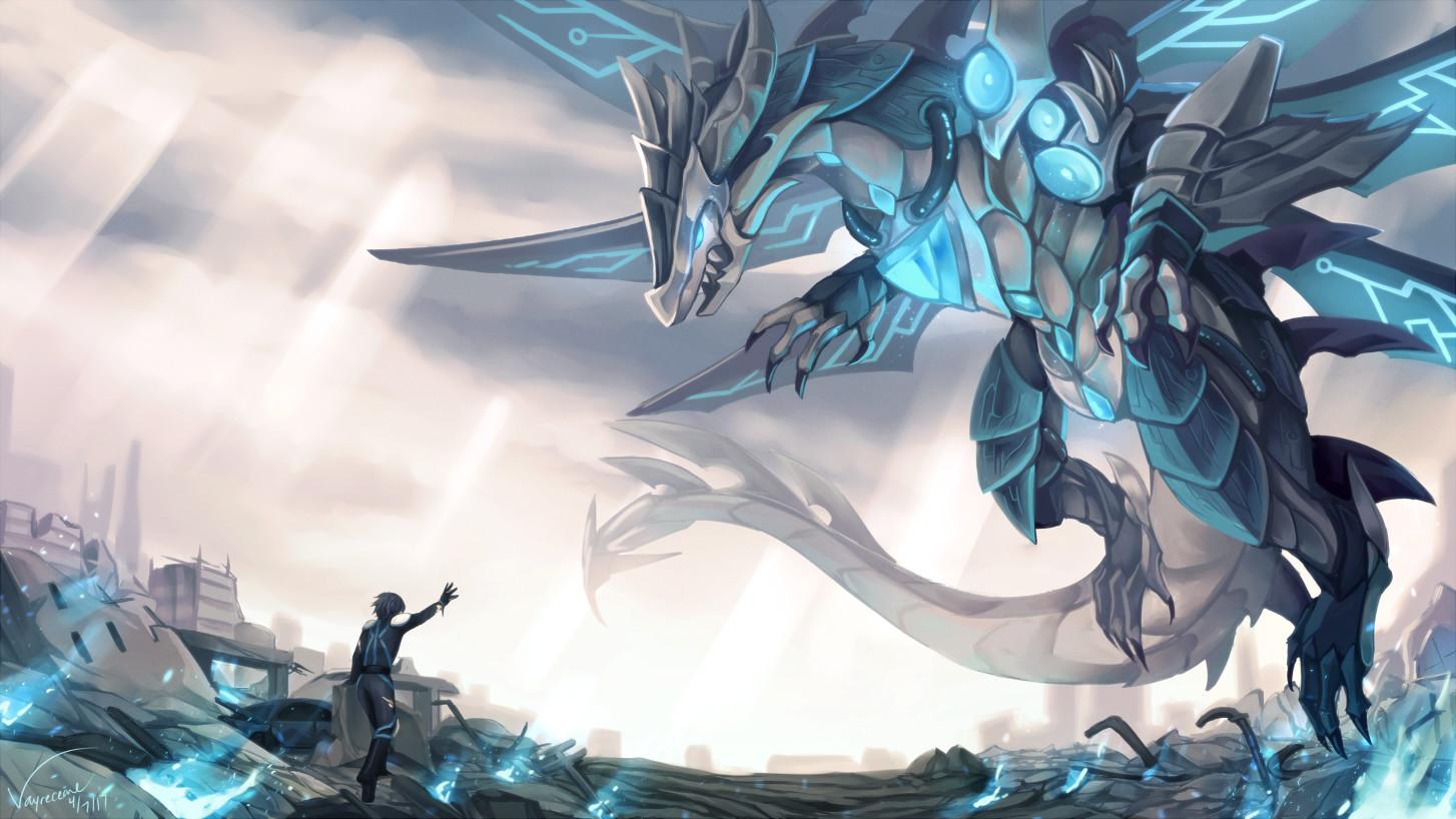 Vayreceane Eafu Mecha Dragon