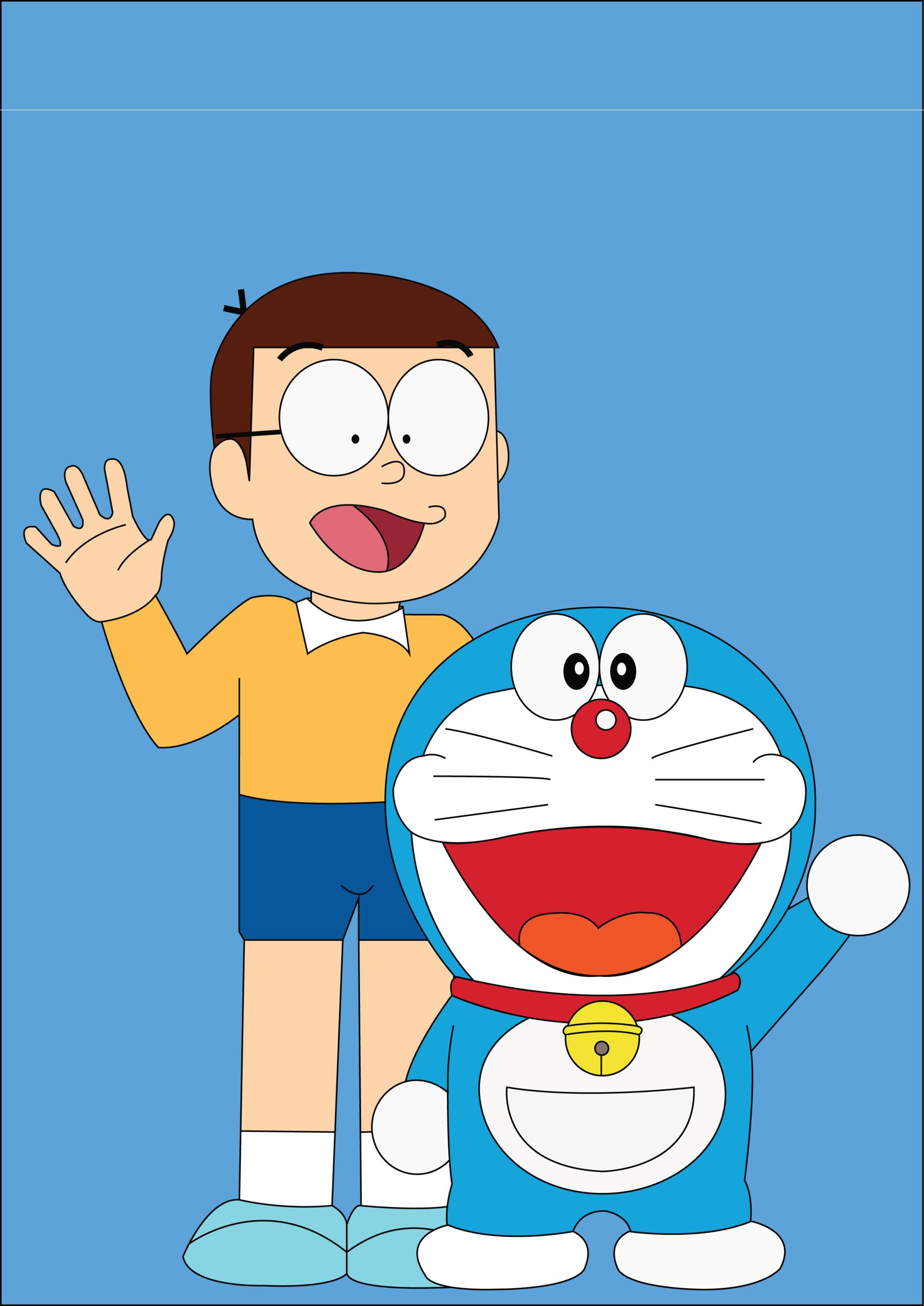 artstation nobita doraemon von