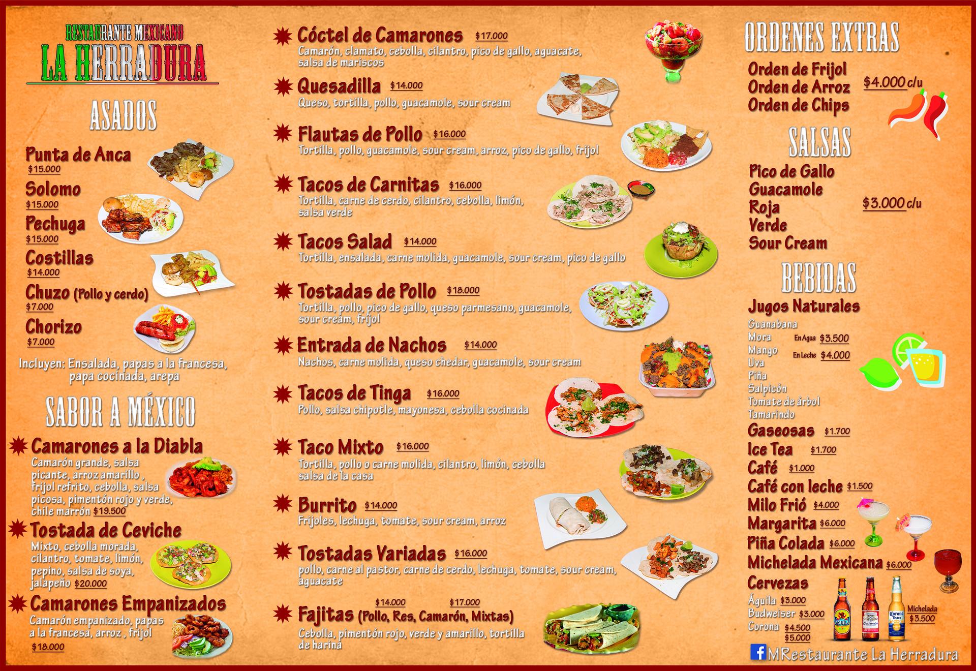 ArtStation  Piezas para restaurante Mexicano  Luisa Cano