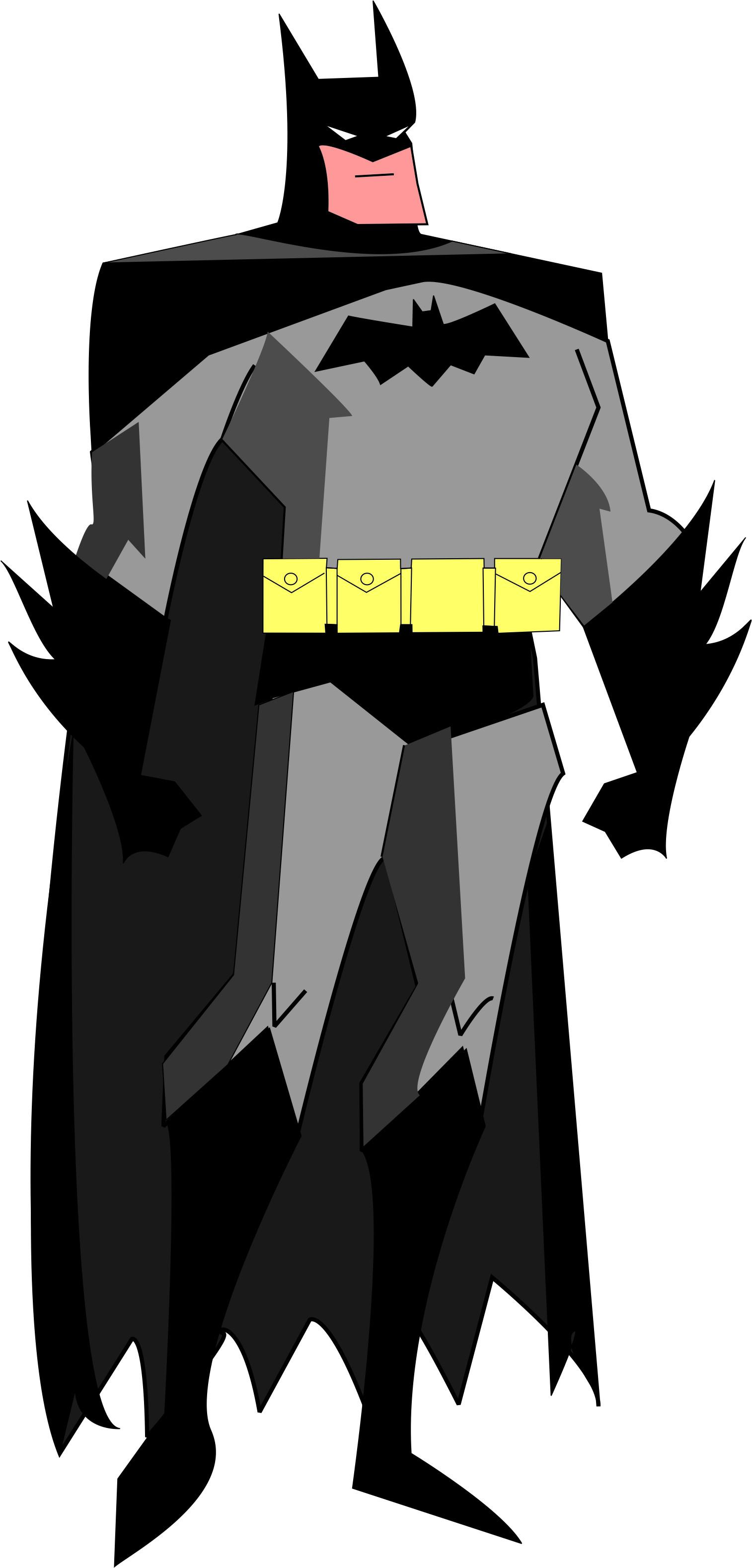 artstation batman vector draw
