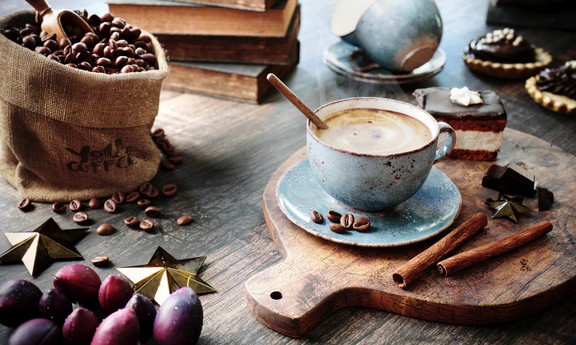Artstation Morning Coffee Dennis Kaya