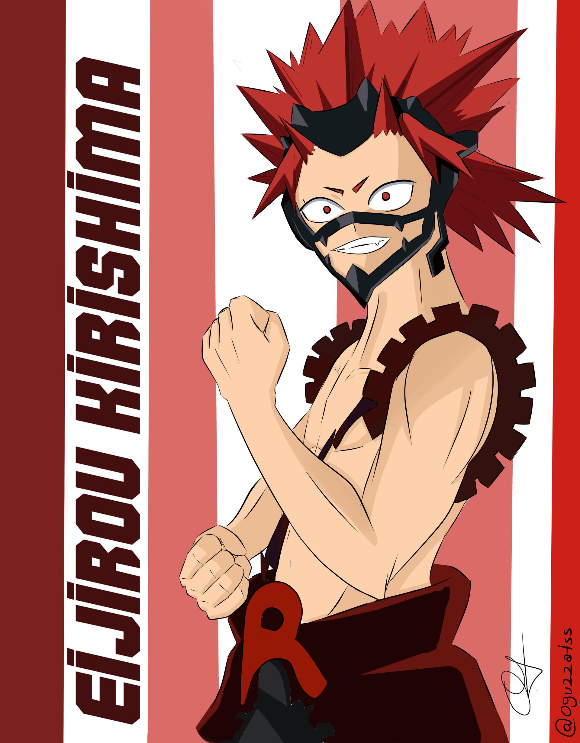 My Hero Academia Red Riot : academia, Oğuzhan, Ateş, Academia, Krishima, Eijirou