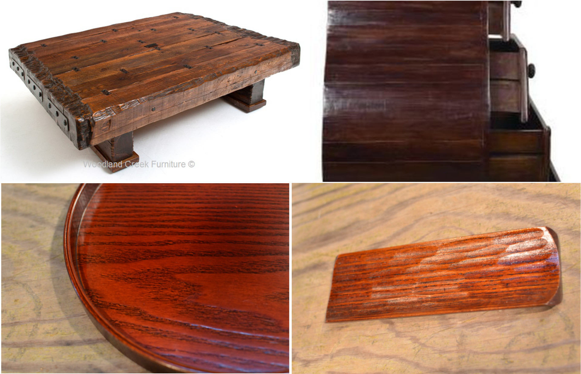 Gracious Reclaimed Wood Blanket Chest Woodland Creek Furniture Wood