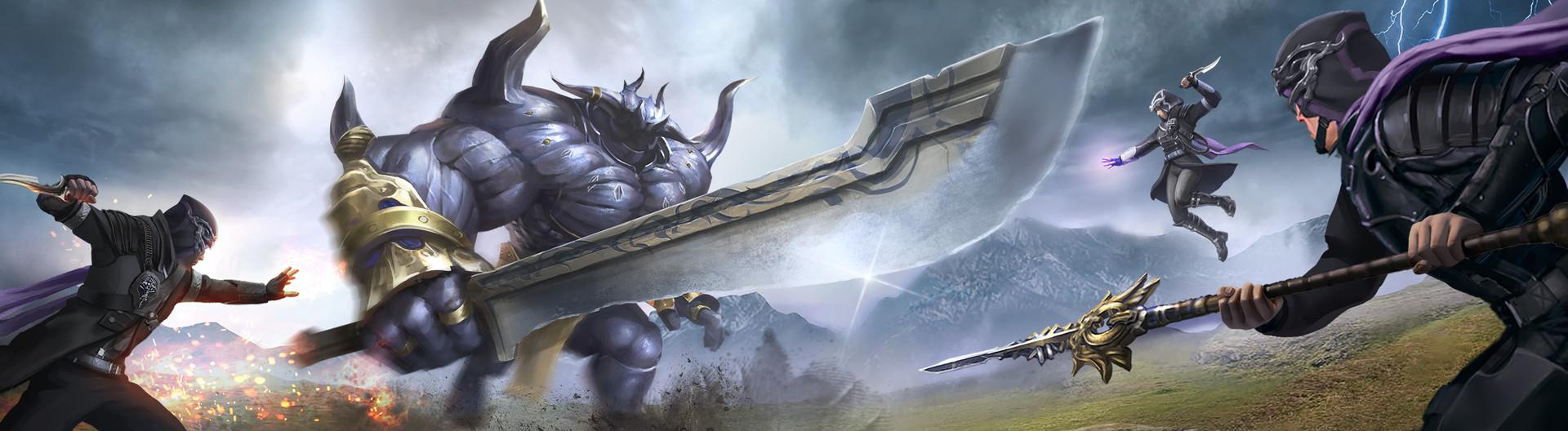 artstation final fantasy iron