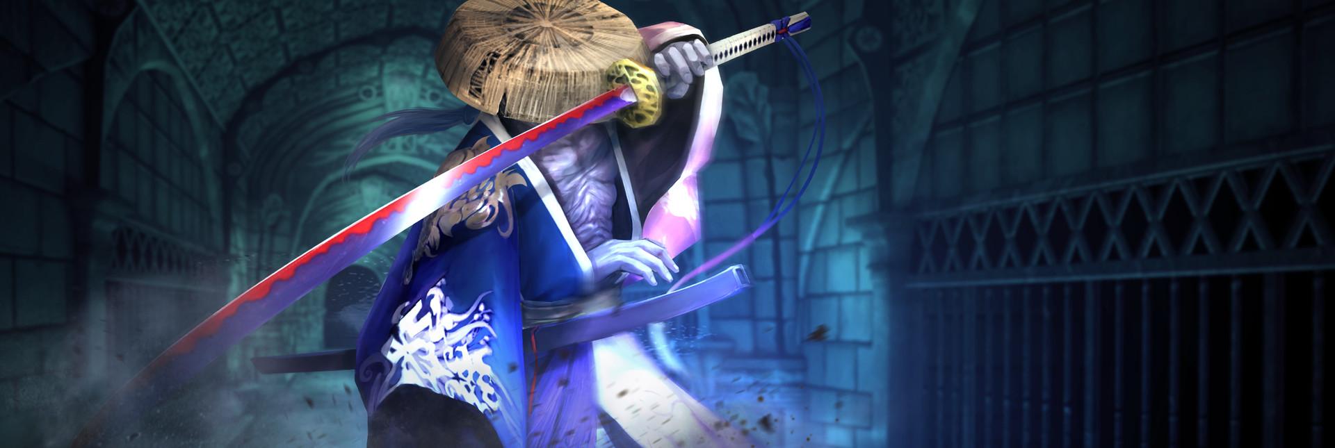 artstation final fantasy yojimbo