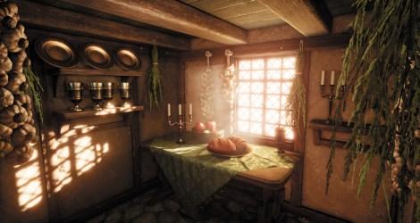 Yejoon Joung Medieval Kitchen