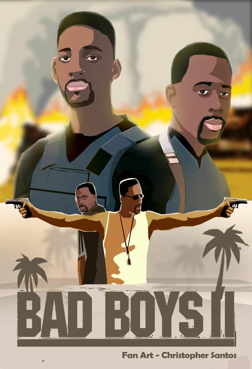 Image result for bad film poster fan art