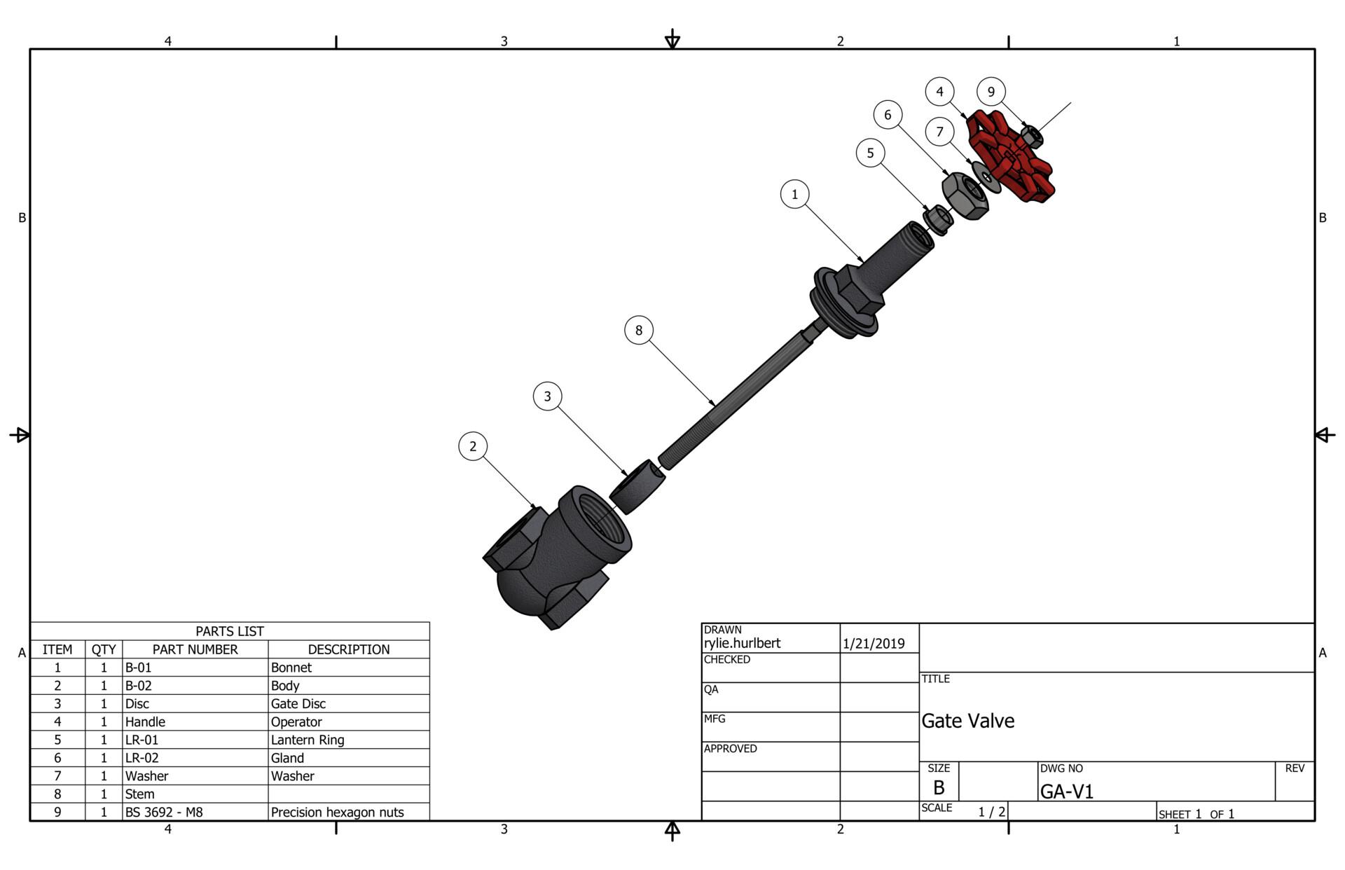hight resolution of ball valve
