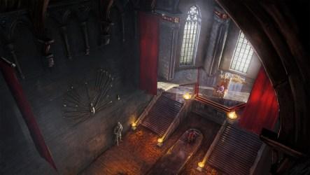 ArtStation King Arthur s Throne Room Edward Barons