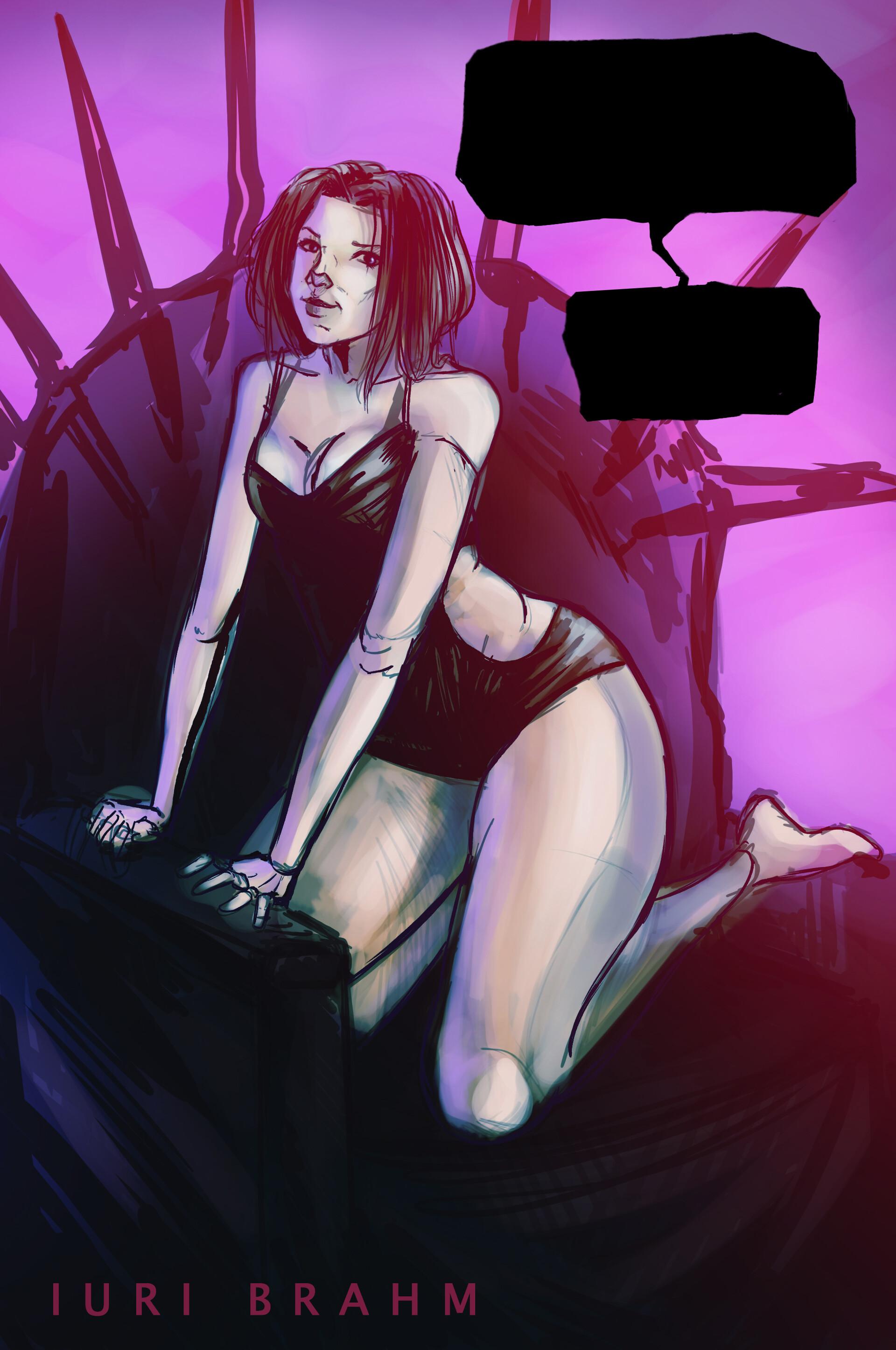Vampire Pose : vampire, Brahm, Vampire