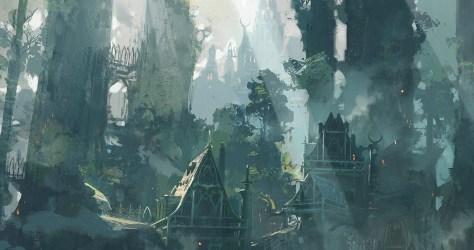 Thom Tenery Elven City