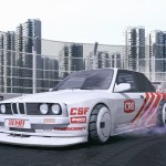 Artstation Bmw E30 1990 Wide Body Kit Igor Belikov