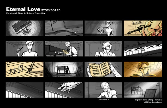 David dream station eternal love 06